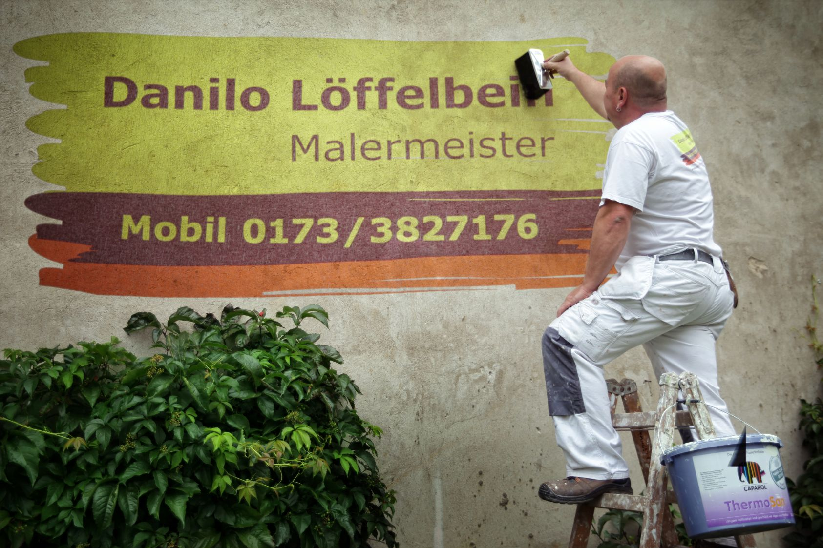 Malermeister Löffelbein